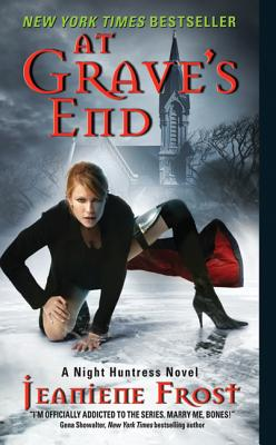 At Grave's End By Frost, Jeaniene