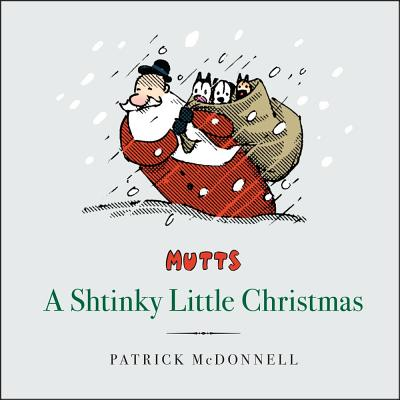 A Shtinky Little Christmas By McDonnell, Patrick